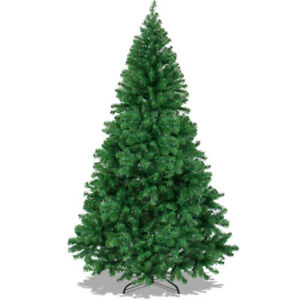 Christmas Trees, 1.5 meter, 5 feet, Artificial, metal base