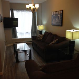 1 bedroom Fully Furnished on Prince William with AMAZING VIEW!