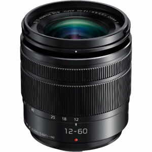Panasonic Lumix 12-60mm Power OIS Lens