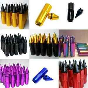 12x1.5 & 12x1.25mm Extended Tuner Lug nuts London Ontario image 5