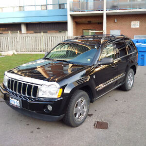 2007 Jeep Cherokee SUV, Crossover fully loaded.