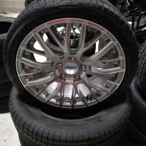 BMW 18INCH Rim and tire package 225/40ZR18