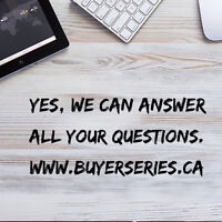 www.buyerseries.ca - information night.  New vs. Resale