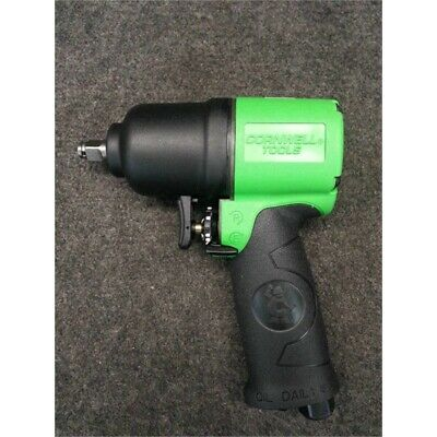 Cornwell Cat2150g 38 Dr. Pneumatic Impact Wrench 370 Ft. -lbs. Torque
