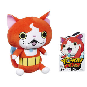 YOKAI WATCH PLUSH - JIBANYAN AT TEDDY N ME