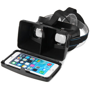 Brand New Virtual Reality Gaming and 3D Video Headset VR Glasses