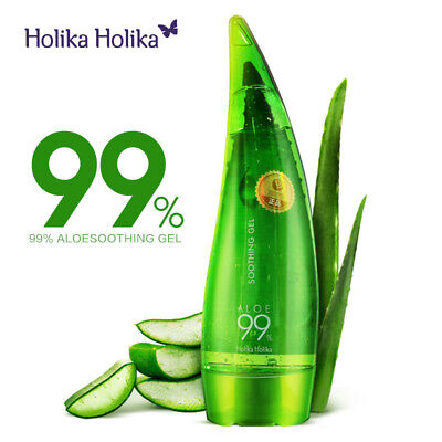 Holika Holika Aloe Vera 99% Fresh moistursing Soothing Gel Best Korean Cosmetics