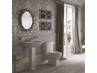 Bathroom Basin & Toilet Suite NOW £199