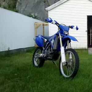 Yamaha WR450 2004