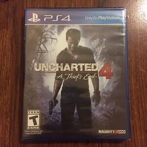 Uncharted 4 (new)