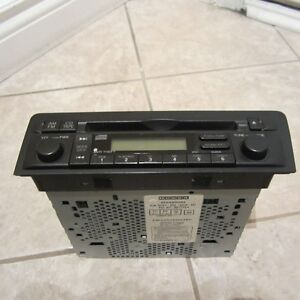 HONDA CIVIC RADIO / CD
