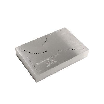 Yushi Astm E2491 Phased Array Assessment Block B Type Inch 1018 Steel