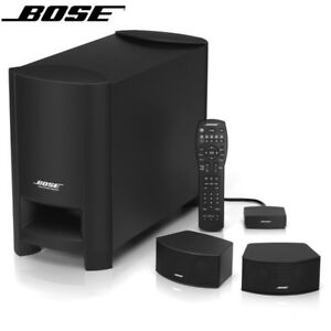 BOSE Cinemate series 2 GS - Mint w/speaker stands