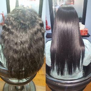 OLAPLEX TREATMENT JAPANESE HAIR STRAIGHTENING SPECIALIST London Ontario image 2