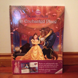 Beauty and the Beast: An Enchanted Place (+ Belle Standee) *NEW*