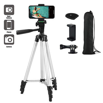Professional Camera Tripod Stand Holder For Smart Phone iPhone & Samsung Camcord