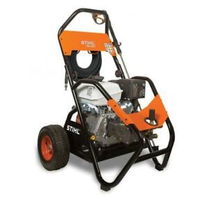 New Stihl RB800 Gas Powered Pressure Washer