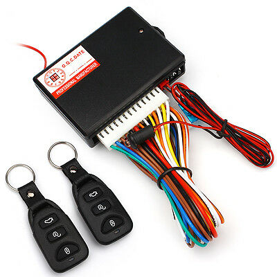 Car Remote unlock Accessories Keyless Central Door Lock auto LED indicator Tools