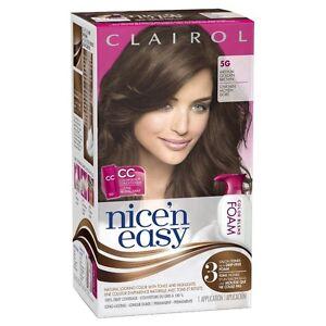CLAIROL Nice 'N Easy Color Blend Foam - 5G Medium Golden Brown