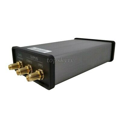 Gps Disciplined Clock Oscillator Frequency Standard For Gps Bd Square Wave Tpys