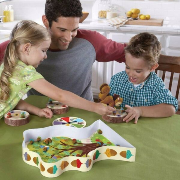 BNIB: Educational Insights The Sneaky, Snacky Squirrel Game