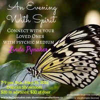 Connect with Your Loved Ones in Spirit - May 15