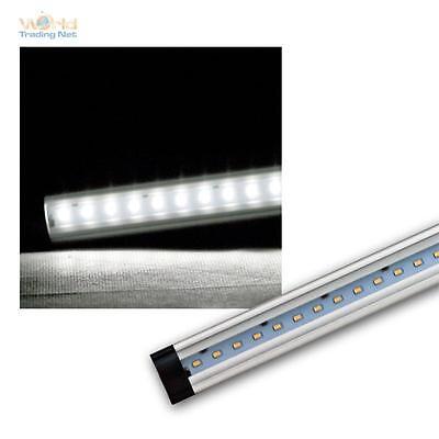 SMD LED Unterbauleuchte 80cm daylight 680lm, Alu Lichtleiste 12V, Leiste Leuchte