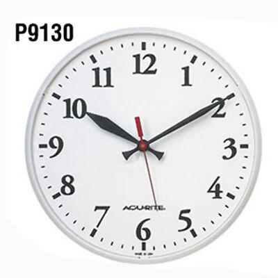 Acu-Rite Outdoor Easy Read Swimming Pool & Spa Clock