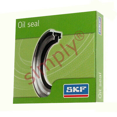 Skf Cr45x75x10hms5rg Single Lip Nitrile Rubber Rotary Shaft Seal
