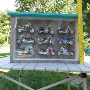 Motorcycle Display Box