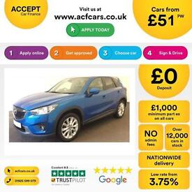 Mazda CX-5 Sport FROM £51 PER WEEK!