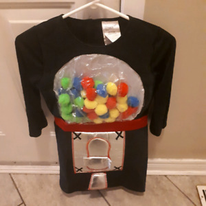 Gumball machine - Halloween costume