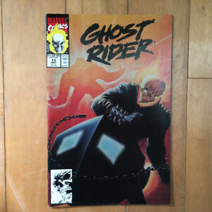 Ghost Rider comic book Volume 2 #13 -May 1991