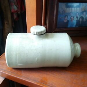 ANTIQUE HOT WATER BOTTLE