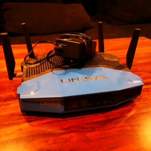 Like new WRT1900ACS Linksys router