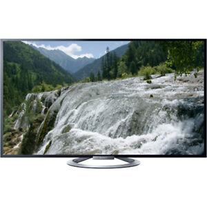 Sony 55inch 3D LCD smart t.v for sale! Model number KDL 55W802A