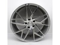 """20"""" Veemann V-FS44 Staggered Alloy Wheel and Tyre Package 5X112 Mercedes-Benz C63, E63"""