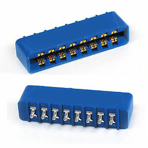 6-Pack-Edge-Connector-for-Circuitron-Tortoise-Switch-Machine