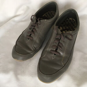 Mens Leather Bowling Shoes size 9.5-10