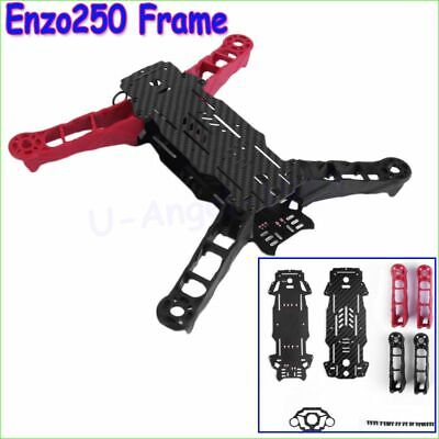 250mm Carbon Fiber 4-Axis Quadcopter Drone Formulate Kit Durable Enzo250 So