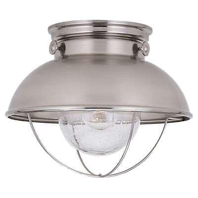 - Sea Gull Lighting Single-Light Sebring Outdoor Ceiling - 8869-98