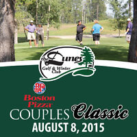 2015 Boston Pizza Couples Classic at The Dunes