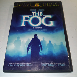 DVD The Fog, Le Brouillard English, Français