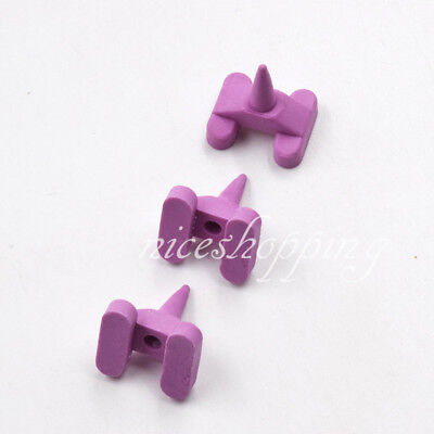 5 Pcs Dental Anterior Lab Holding Ceramic Firing Pegs Pges Porcelain Oven Tray