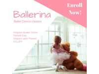Ballet classes in kingston upon thames | Prima Dance Academy