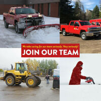 Salt truck Operator Needed
