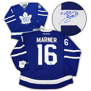 Mitch Marner Toronto Maple Leafs Autographed Jersey