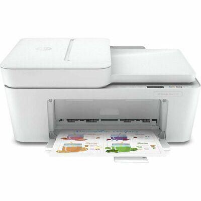 Impresora Multifunción HP Deskjet Plus 4120 Wifi/ Escanea/ Copia/ Imprime/ Fax