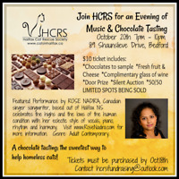 An Evening of Music and Chocolate Tasting Presented by HCRS
