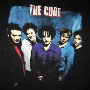 THE CURE May 31st Deer Lake Park Burnaby